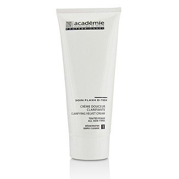 Académie Clarifying Velvet Cream (Salon Size) - For All Skin Types