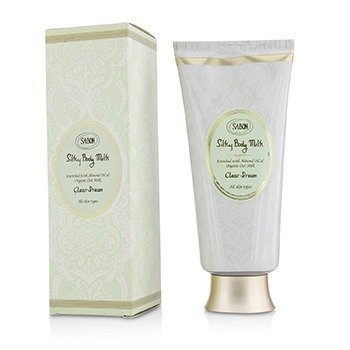 Sabon Silky Body Milk - Clear Dream