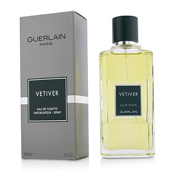 Guerlain Vetiver Eau De Toilette Spray (New Packaging)