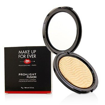 Make Up For Ever Pro Light Fusion Undetectable Luminizer - # 2 (Golden)