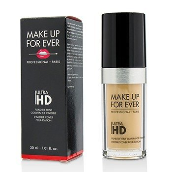 Make Up For Ever Ultra HD Invisible Cover Foundation - # Y225 (Marble)
