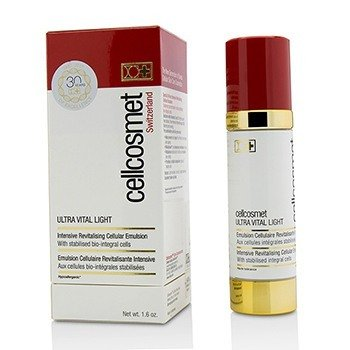 Cellcosmet and Cellmen Cellcosmet Ultra Vital Light Intensive Revitalising Cellular Emulsion