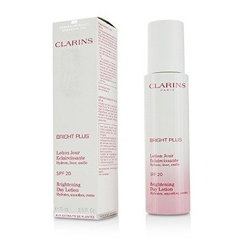 Clarins Bright Plus Brightening Hydrating Day Lotion SPF 20