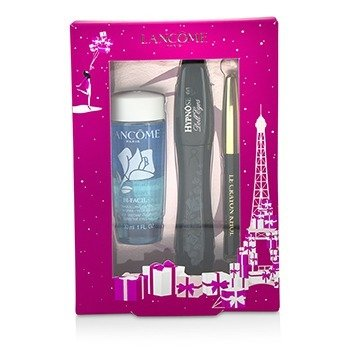Lancôme Hypnose Doll Eyes Set: 1x Hypnose Doll Eyes Mascara + 1x Mini Le Crayon Khol + 1x Bi Facil