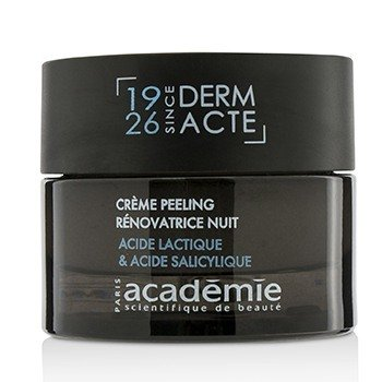Académie Derm Acte Restorative Exfoliating Night Cream (Unboxed)