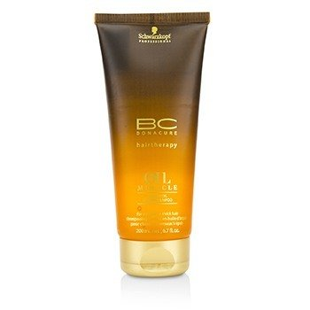 Schwarzkopf BC Oil Miracle Argan Oil Oil-In-Shampoo (For Normal to Thick Hair)