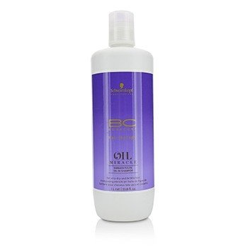 Schwarzkopf BC Oil Miracle Barbary Fig Oil Oil-In-Shampoo (For Very Dry and Brittle Hair)