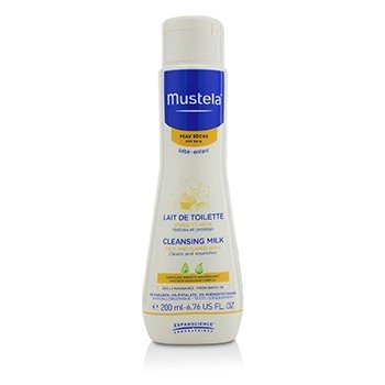 Mustela Cleansing Milk -  For Dry Skin