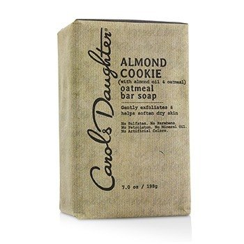 Carols Daughter Almond Cookie Oatmeal Bar Soap