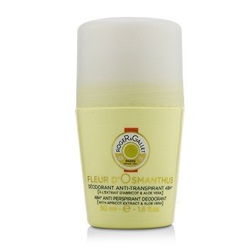 Roger & Gallet Fleur d Osmanthus 48H Anti Perspirant Deodorant Roll On