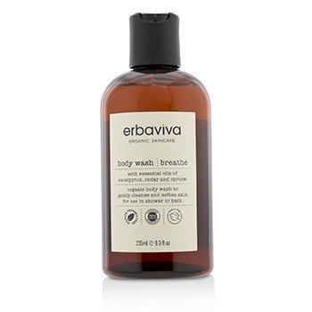 Erbaviva Breathe Body Wash