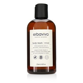 Erbaviva Relax Body Wash