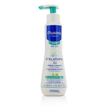 Mustela Stelatopia Cleansing Cream - For Atopic-Prone Skin