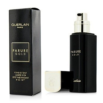 Guerlain Parure Gold Rejuvenating Gold Radiance Foundation SPF 30 - # 24  Medium Golden