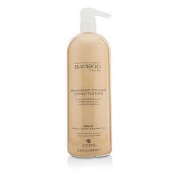 Alterna Bamboo Volume Abundant Volume Conditioner (For Strong, Thick, Full-Bodied Hair)
