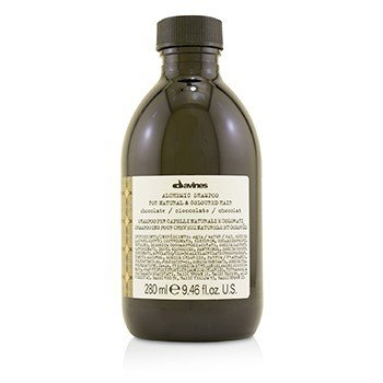 Davines Alchemic Shampoo - # Chocolate (For Natural & Coloured Hair)