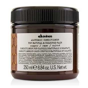 Davines Alchemic Conditioner - # Copper (For Natural & Coloured Hair)