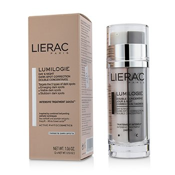 Lierac Lumilogie Day & Night Dark-Spot Correction Double Concentrate