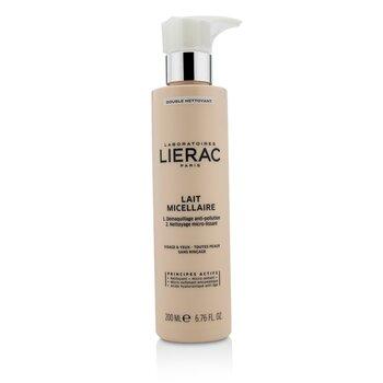 Lierac Demaquillant Confort Cream Cleansing Milk 200ml/7.1oz Decleor Hydra Floral Everfresh Hydrating Wide-Open Eye Gel  15ml/0.5oz