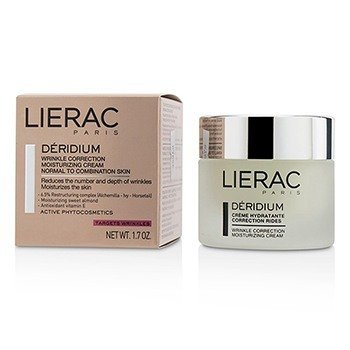 Lierac Deridium Wrinkle Correction Moisturizing Cream (For Normal To Combination Skin)