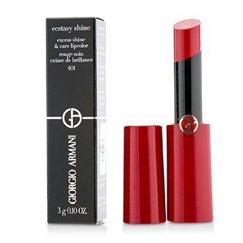 Giorgio Armani Ecstasy Shine Excess Shine & Care Lipcolor - # 401 Hot