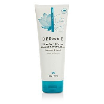 Derma E Therapeutic Vitamin E Intense Moisture Body Lotion - Lavender & Neroli