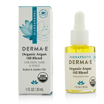 Derma E Therapeutic Organic Argan Oil Blend