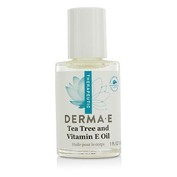 Derma E Therapeutic Tea Tree And Vitamin E Oil