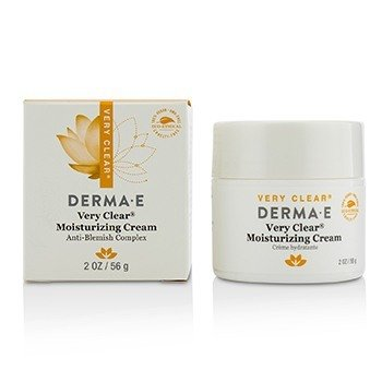 Derma E Very Clear Moisturizing Cream