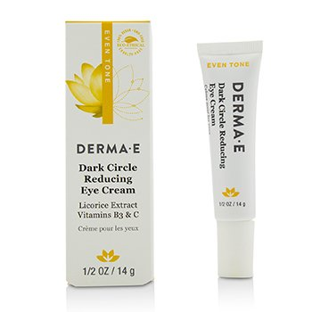 Derma E Even Tone Dark Circle Reducing Eye Cream