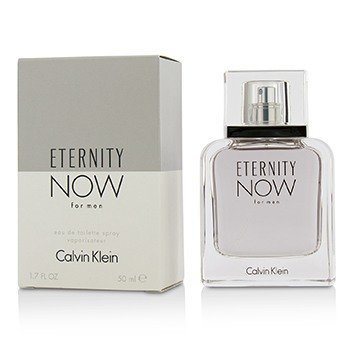 Eternity Now Eau De Toilette Spray