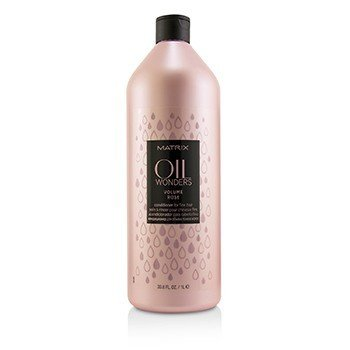 Matrix Oil Wonders Volume Rose Conditioner (For Fine Hair)