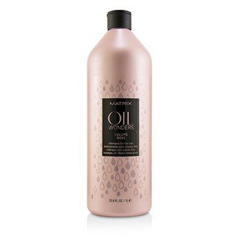 Matrix Oil Wonders Volume Rose Shampoo (For Fine Hair)