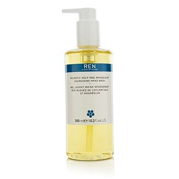 Ren Atlantic Kelp And Magnesium Energising Hand Wash 42791/5312
