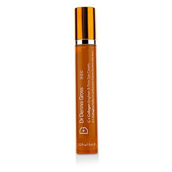 Dr Dennis Gross C + Collagen Brighten & Firm Eye Cream (Unboxed)