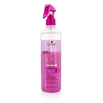 Schwarzkopf BC Color Freeze pH 4.5 Spray Conditioner - For Coloured Hair (Exp. Date 04/2018)