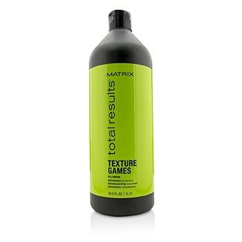 Matrix Total Results Texture Games Polymers Shampoo (For Texture)