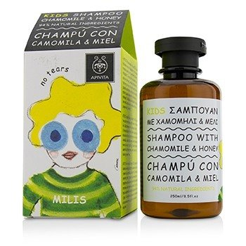 Apivita Kids Shampoo with Chamomile & Honey