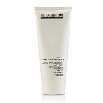 Académie Refreshing Mask With Fruits Age Recovery Cream Mask (Salon Size)