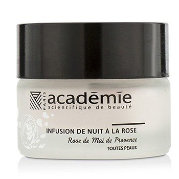 Académie Aromatherapie Night Infusion Rose Cream (Unboxed)
