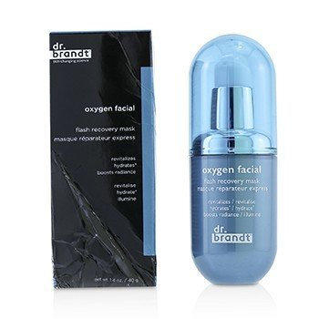 Oxygen Facial Flash Recovery Mask (Box Slightly Damaged)