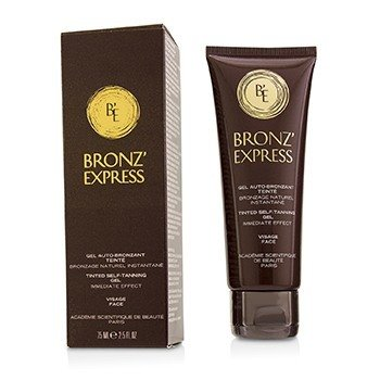 Académie Bronz Express Face Tinted Self-Tanning Gel