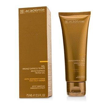 Académie Bronz Express Face Self-Tanner Tinted Gel