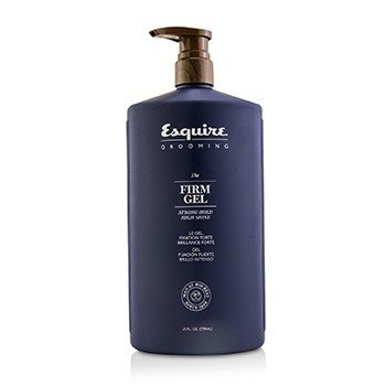 Esquire Grooming The Firm Gel (Strong Hold, High Shine)