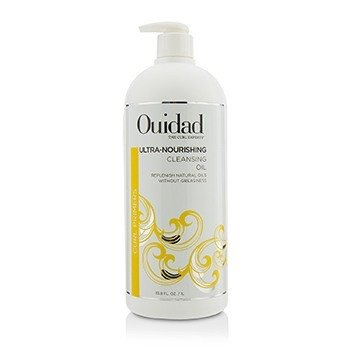 Ouidad Ultra-Nourishing Cleansing Oil (Curl Primers)