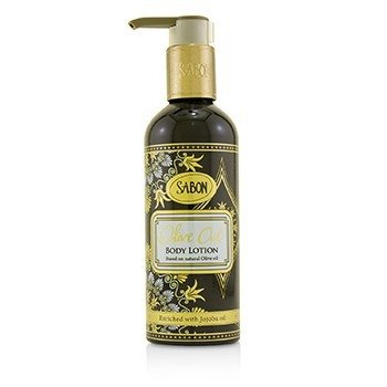 Sabon Olive Oil Collection Body Lotion