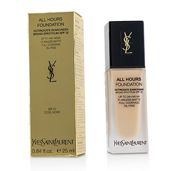 Yves Saint Laurent All Hours Foundation SPF 20 - # BR20 Cool Ivory