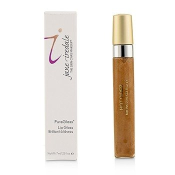 Jane Iredale PureGloss Lip Gloss (New Packaging) - Hot Cider