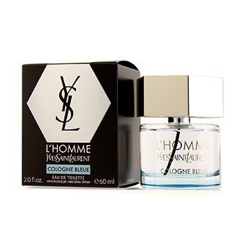 Yves Saint Laurent L?Homme Cologne Bleue Eau De Toilette Spray