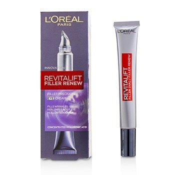 LOreal Revitalift Filler Renew Filler Precision Eye Cream